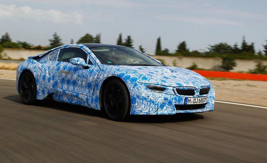 BMW i8 concept - Slide 6