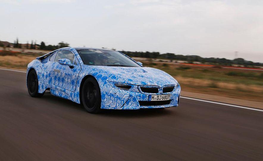 BMW i8 concept - Slide 7
