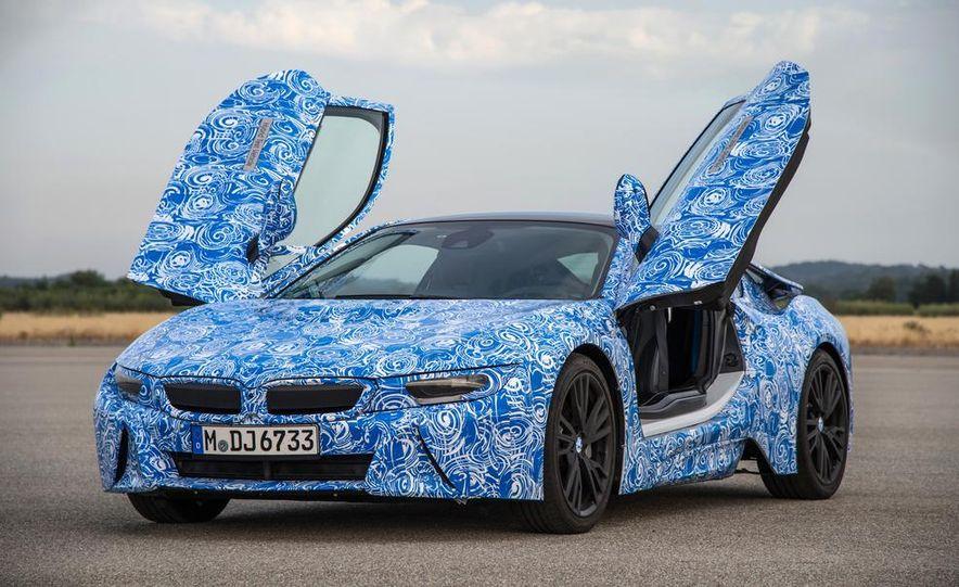 BMW i8 concept - Slide 11