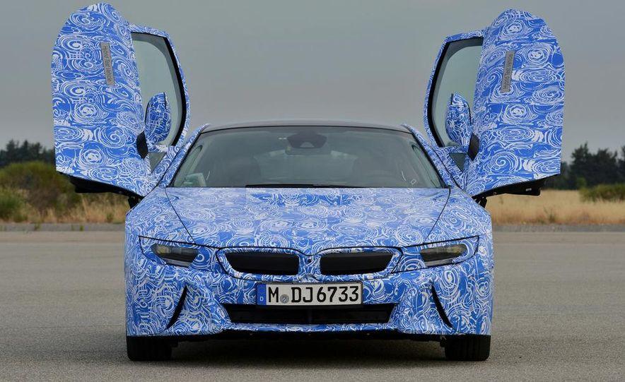 BMW i8 concept - Slide 12