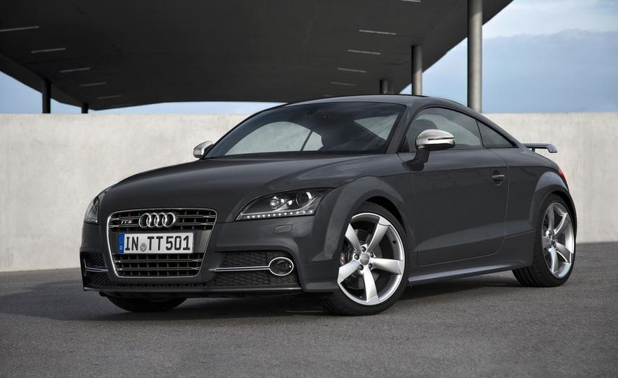 Audi TTS Competition coupe - Slide 1