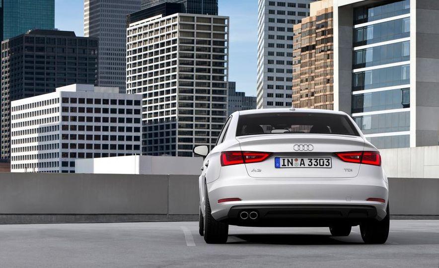 2015 Audi A3 TDI sedan - Slide 4