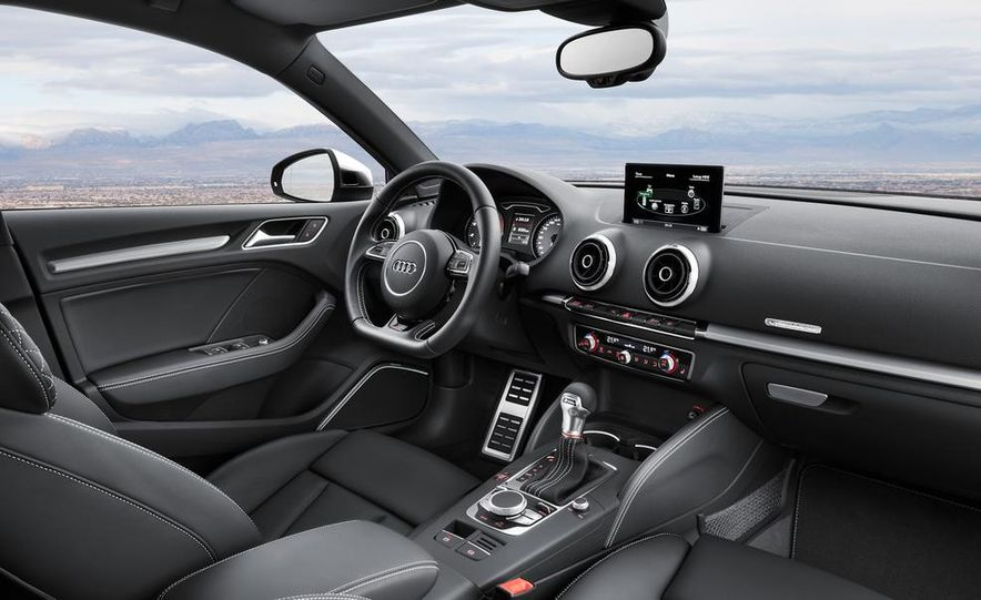 2015 Audi A3 TDI sedan - Slide 14