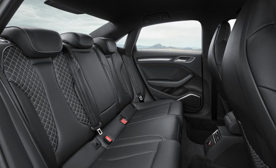2015 Audi A3 TDI sedan - Slide 15
