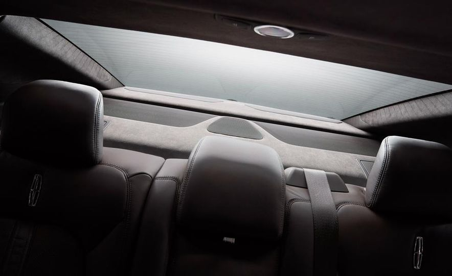 2015 Lincoln MKZ Black Label - Slide 19
