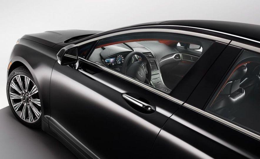 2015 Lincoln MKZ Black Label - Slide 23