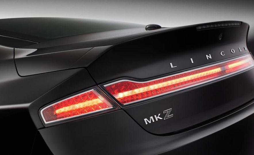 2015 Lincoln MKZ Black Label - Slide 25