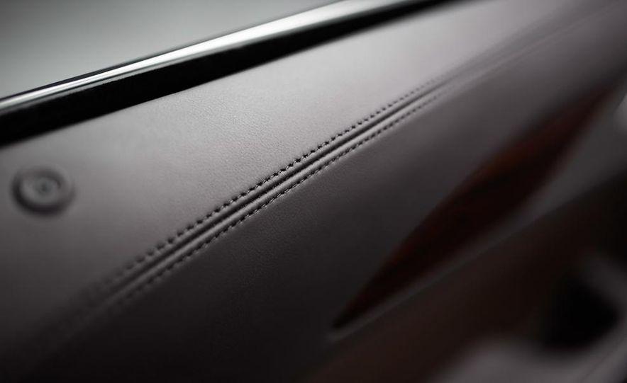 2015 Lincoln MKZ Black Label - Slide 20