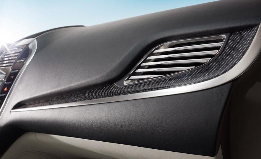 2015 Lincoln MKZ Black Label - Slide 67