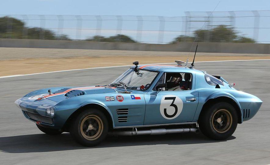 1963 Chevrolet Corvette Grand Sport - Slide 1