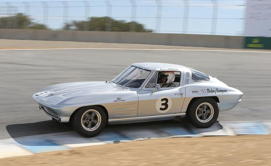 1963 Chevrolet Corvette Grand Sport - Slide 2