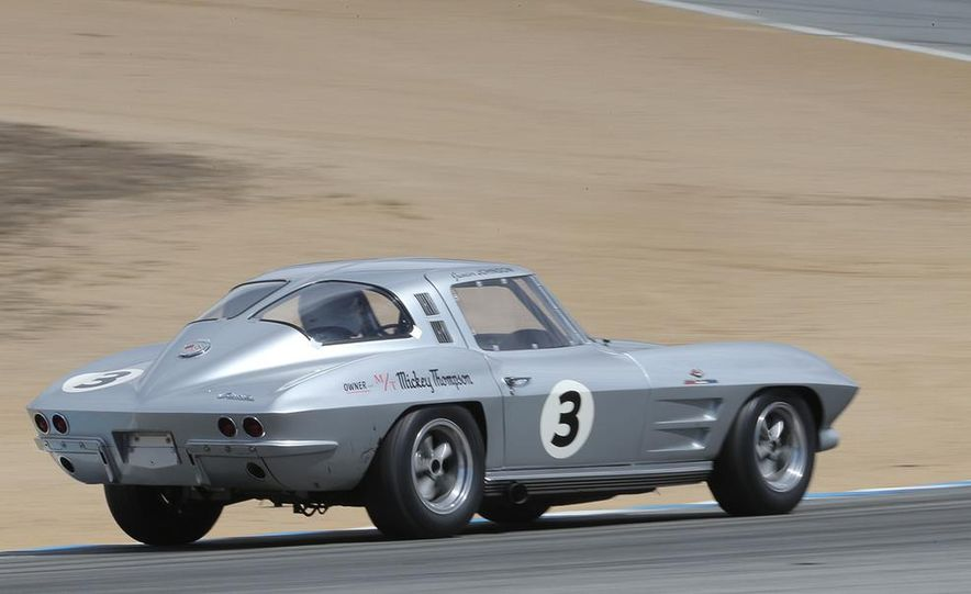 1963 Chevrolet Corvette Grand Sport - Slide 79