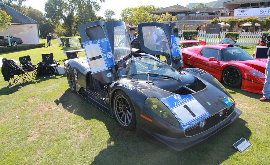A Tour of The Quail: A Motorsports Gathering [2013 Pebble Beach] - Slide 11