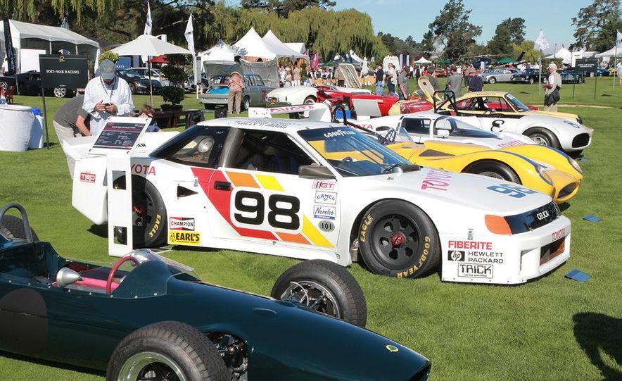 A Tour of The Quail: A Motorsports Gathering [2013 Pebble Beach] - Slide 15