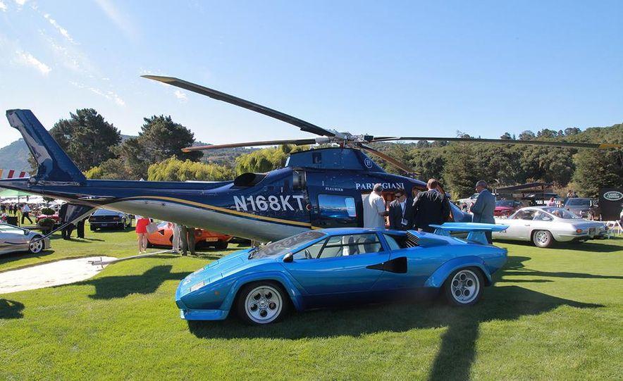 A Tour of The Quail: A Motorsports Gathering [2013 Pebble Beach] - Slide 40