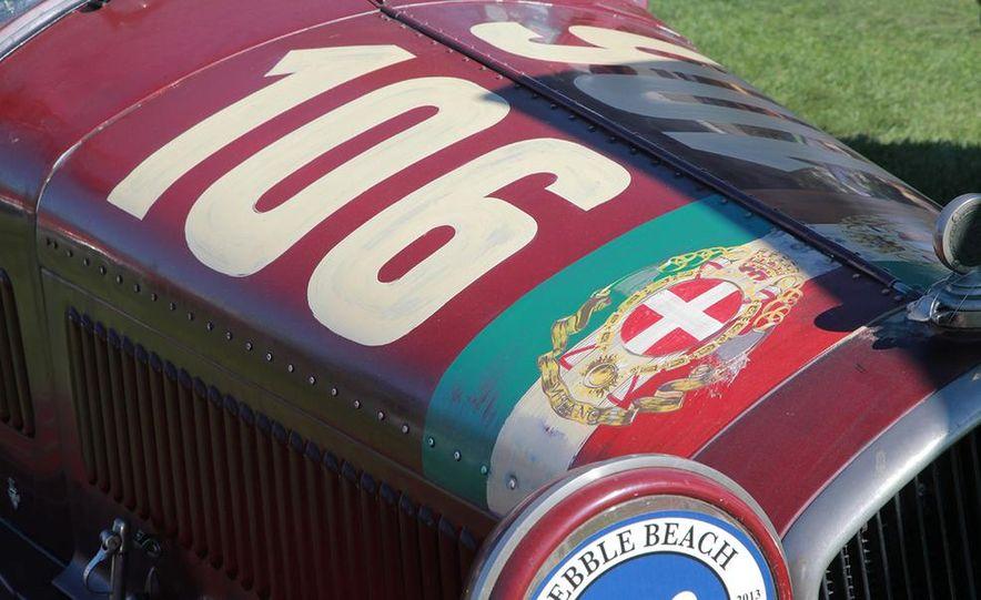 A Tour of The Quail: A Motorsports Gathering [2013 Pebble Beach] - Slide 46