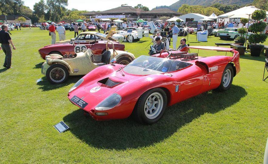 A Tour of The Quail: A Motorsports Gathering [2013 Pebble Beach] - Slide 74