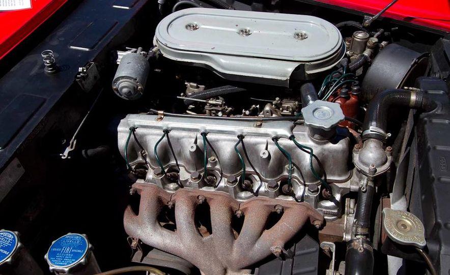 1969 Lamborghini Miura P400S - Slide 28