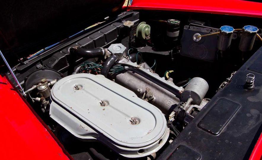 1969 Lamborghini Miura P400S - Slide 29