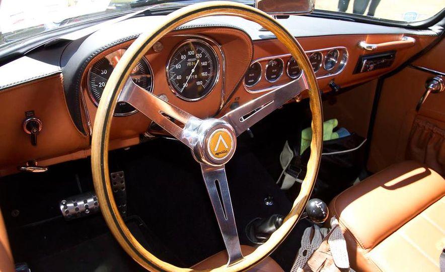 1969 Lamborghini Miura P400S - Slide 36