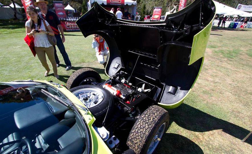 1969 Lamborghini Miura P400S - Slide 7