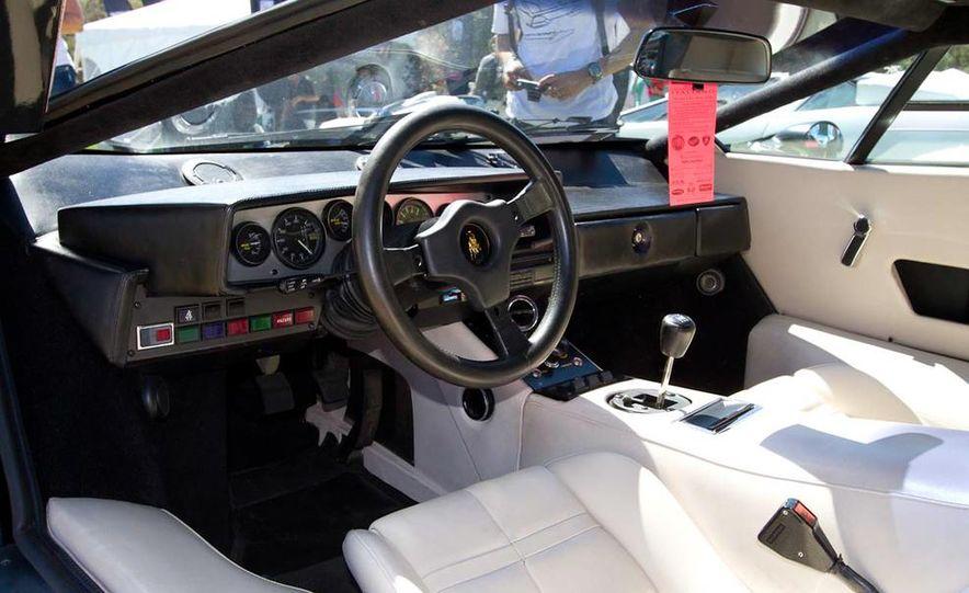 1969 Lamborghini Miura P400S - Slide 23