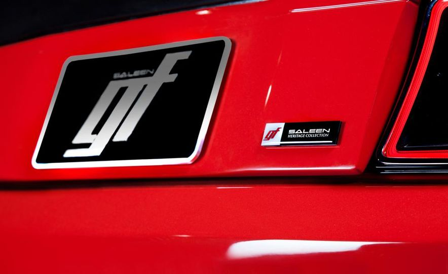 Saleen Heritage Collection GF Edition Mustang - Slide 7