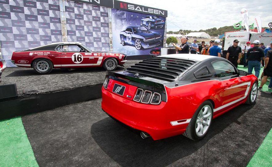 Saleen Heritage Collection GF Edition Mustang - Slide 5