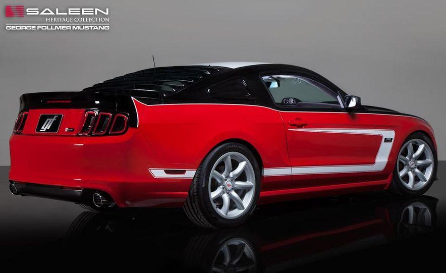 Saleen Heritage Collection GF Edition Mustang - Slide 19