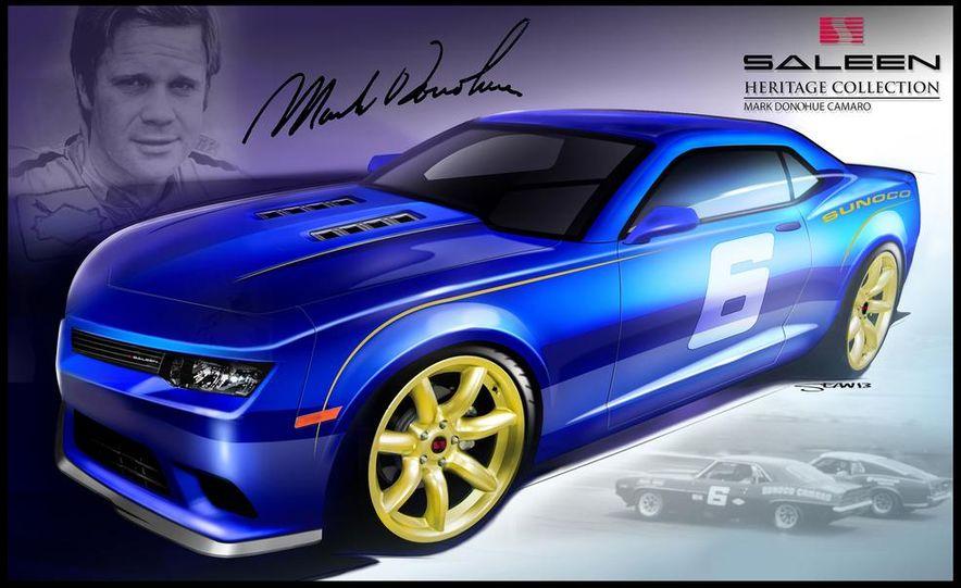 Saleen Heritage Collection GF Edition Mustang - Slide 20