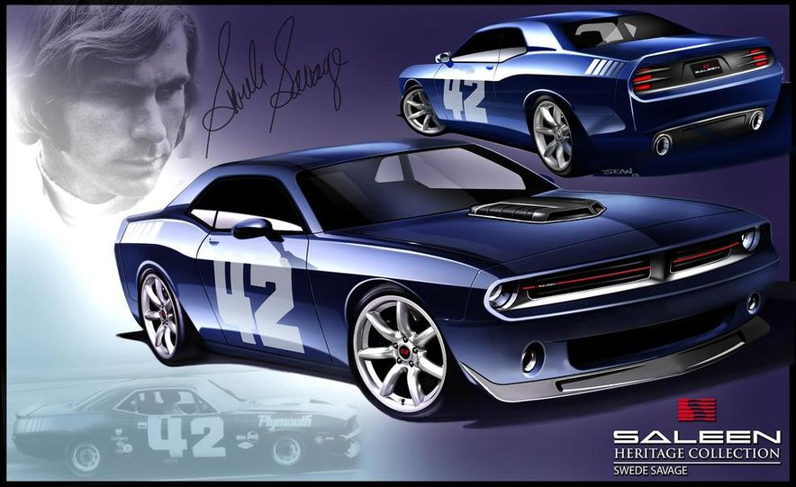Saleen Heritage Collection GF Edition Mustang - Slide 21