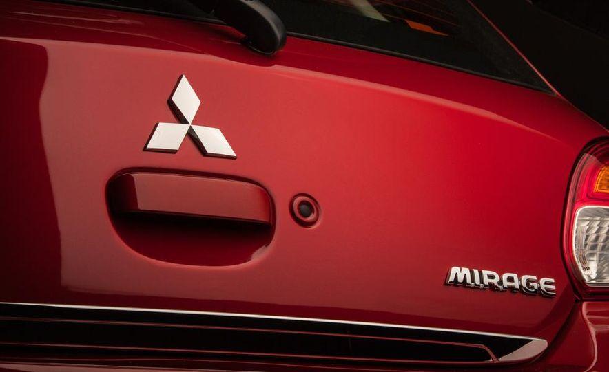 2014 Mitsubishi Mirage ES - Slide 9