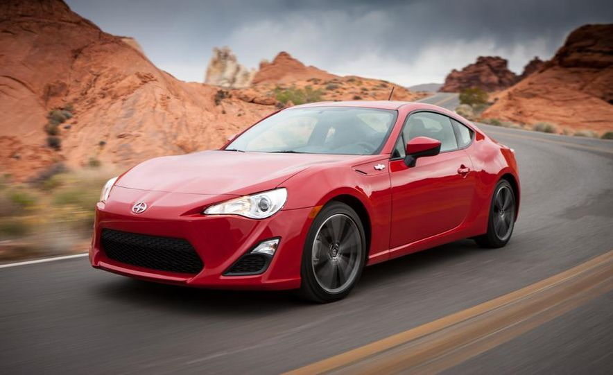 2013 Scion FR-S - Slide 1