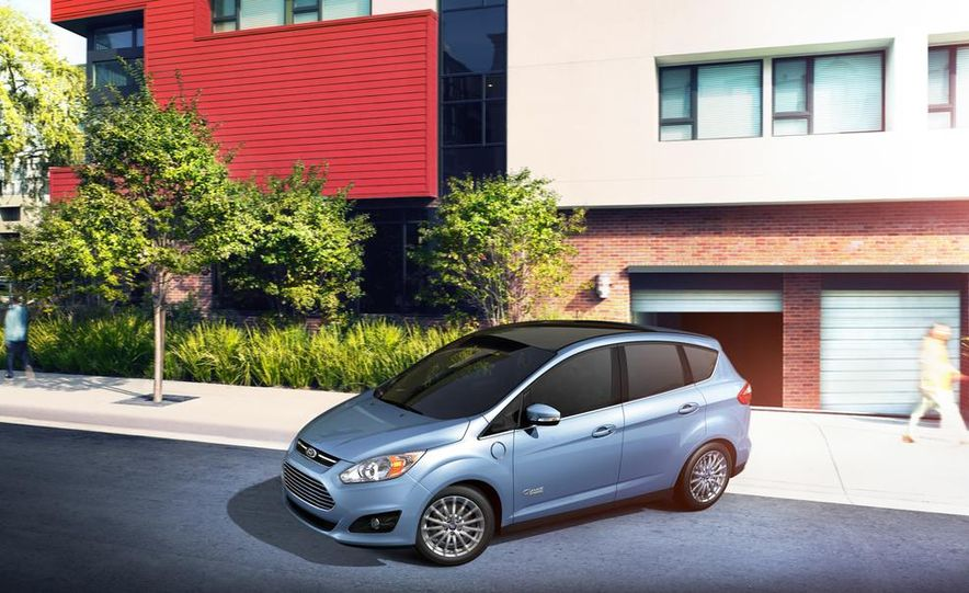 2013 Ford C-Max Energi Plug-In Hybrid - Slide 5