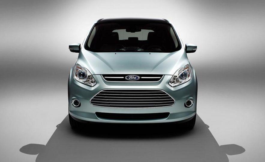 2013 Ford C-Max Energi Plug-In Hybrid - Slide 9