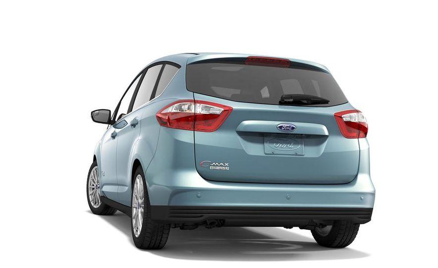 2013 Ford C-Max Energi Plug-In Hybrid - Slide 13