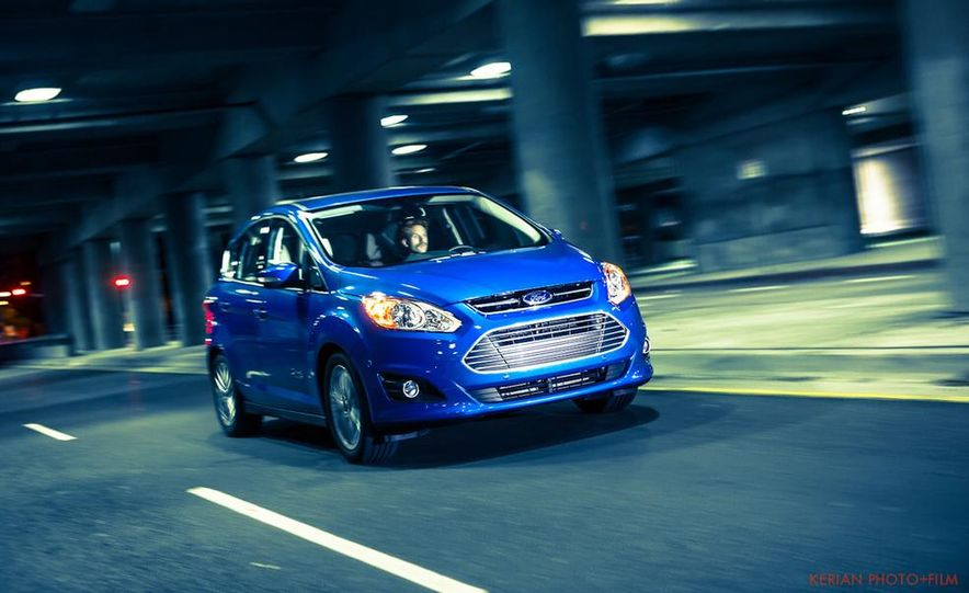 2013 Ford C-Max Energi Plug-In Hybrid - Slide 1