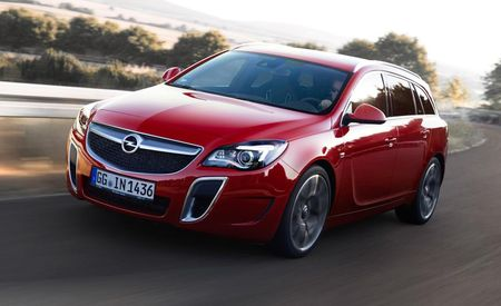 Opel Insignia OPC Proud Recipient of Same Mid-Cycle Updates as Our Regal [2013 Frankfurt Auto Show]