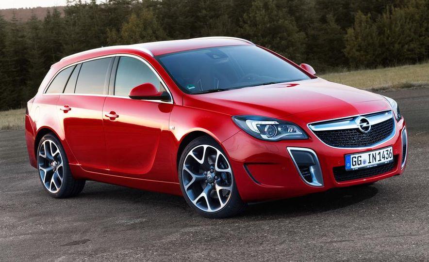 2014 Opel Insignia OPC - Slide 3