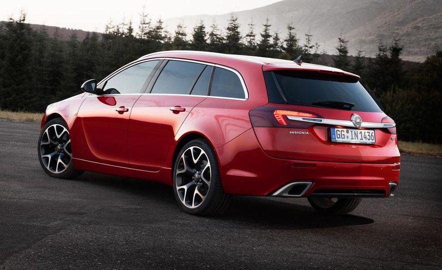2014 Opel Insignia OPC - Slide 4