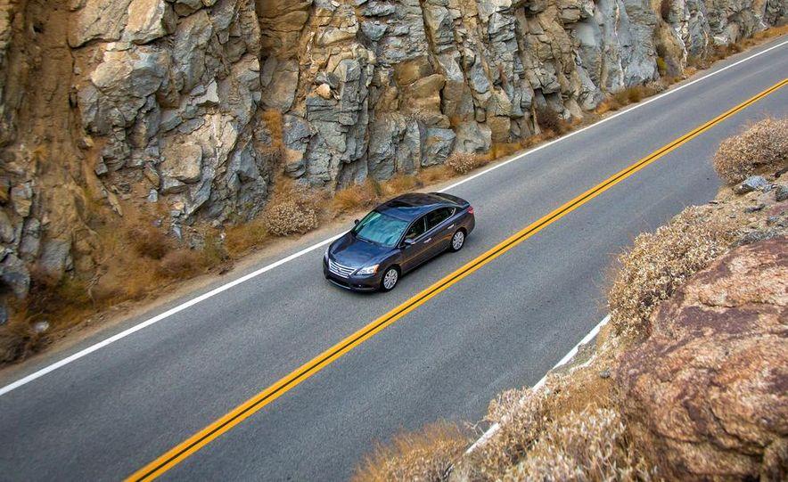 2013 Nissan Sentra SL - Slide 1