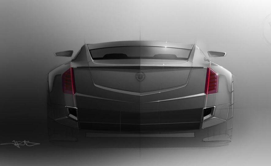 Cadillac Elmiraj concept - Slide 28
