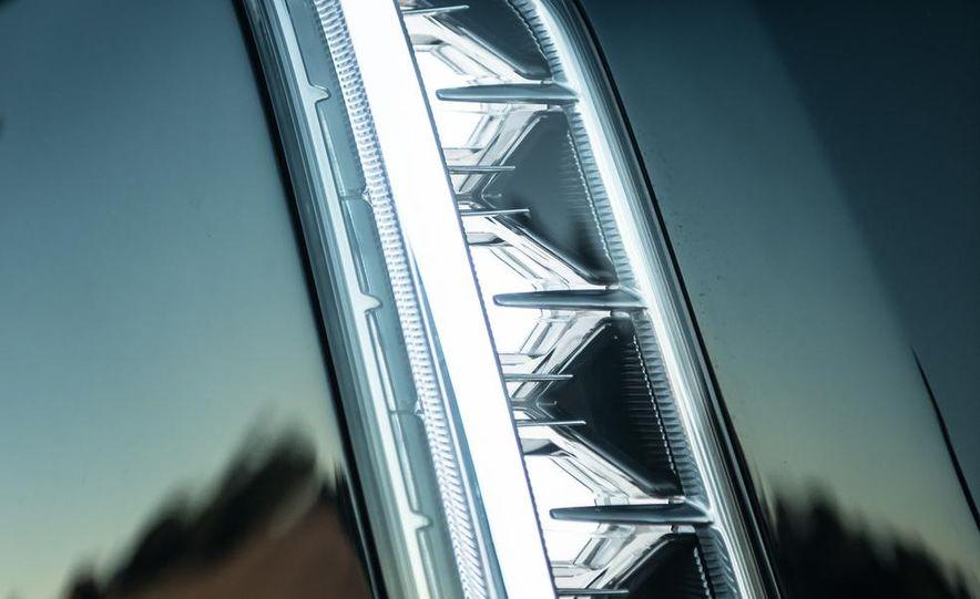 Cadillac Elmiraj concept - Slide 13