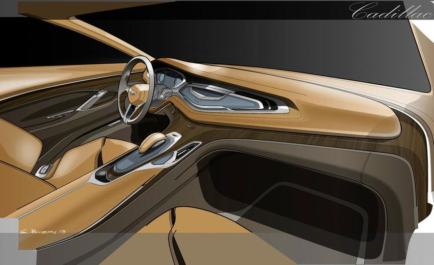 Cadillac Elmiraj concept - Slide 29