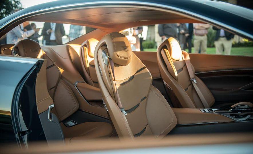 Cadillac Elmiraj concept - Slide 14