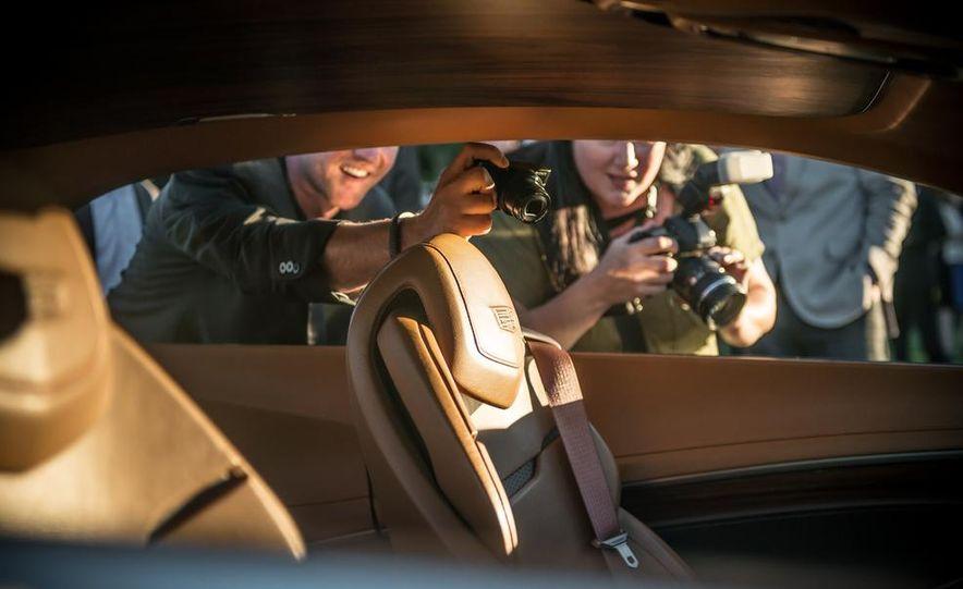 Cadillac Elmiraj concept - Slide 15