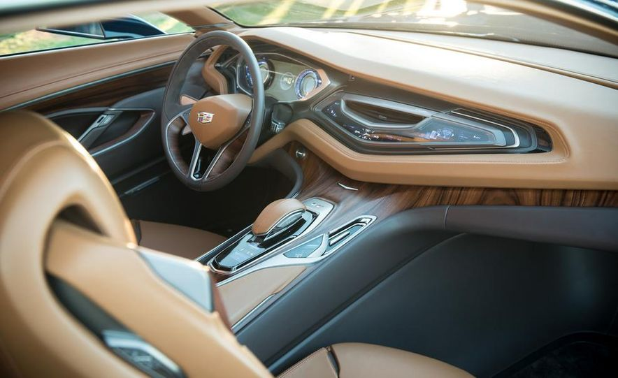 Cadillac Elmiraj concept - Slide 18