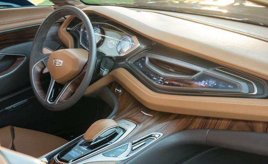 Cadillac Elmiraj concept - Slide 19