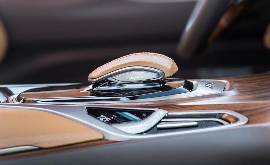 Cadillac Elmiraj concept - Slide 22