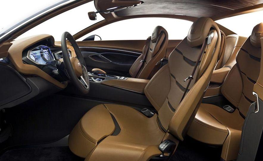 Cadillac Elmiraj concept - Slide 27